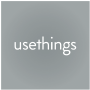 usethings new logo