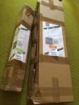 Coat rack packaging