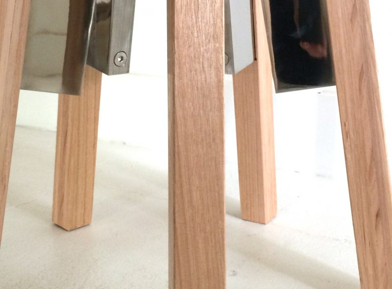 Musk coat stand detail