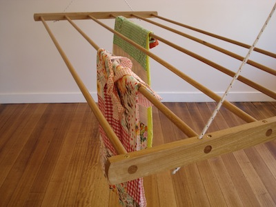 Timber Clothes Drying Or Airing Rack From Usethings Sheila Maid