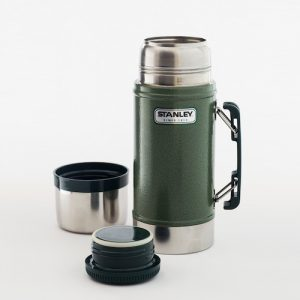 Stanley thermos, wide mouth