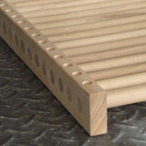 timber mud mat