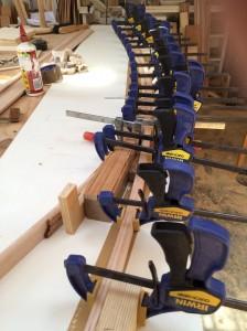 laminating timber